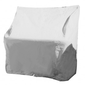 Taylor Made Large Swingback Back Boat Seat Cover - Vinyl White