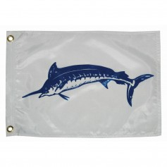 Taylor Made 12- x 18- Blue Marlin Flag