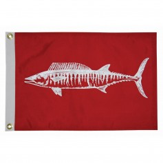 Taylor Made 12- x 18- Wahoo Flag