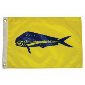 Taylor Made 12- x 18- Dolphin Flag