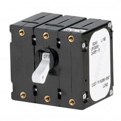 Paneltronics Breaker 50 Amps w-Reverse Polarity Trip Coil - White