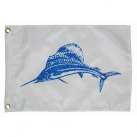 Taylor Made 12- x 18- Sailfish Flag