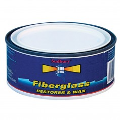 Sudbury One Step Fiberglass Restorer - Wax