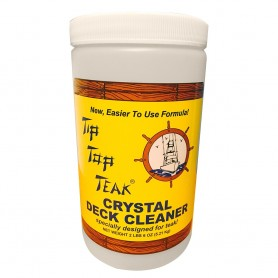 Tip Top Teak Crystal Deck Cleaner - Quart -2lbs 6oz-