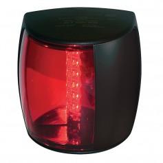 Hella Marine NaviLED PRO Port Navigation Lamp - 2nm - Red Lens-Black Housing
