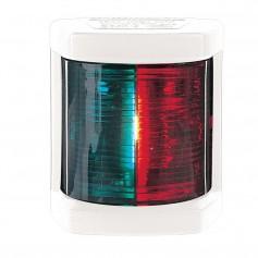 Hella Marine Bi-Color Navigation Lamp- Incandescent - 1nm - White Housing - 12V