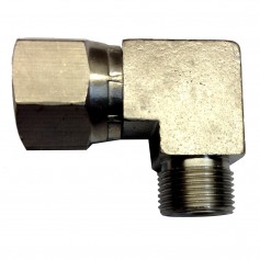 Uflex 90 3-8 NI Plate Comp Fitting