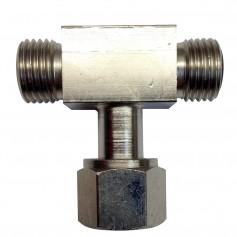 Uflex Powertech Bulkhead T-Fitting