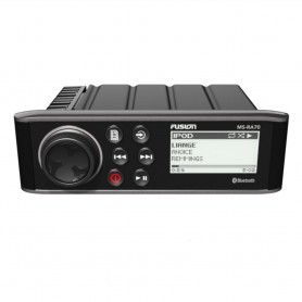 FUSION MS-RA70 2-Zone AM-FM w-Bluetooth