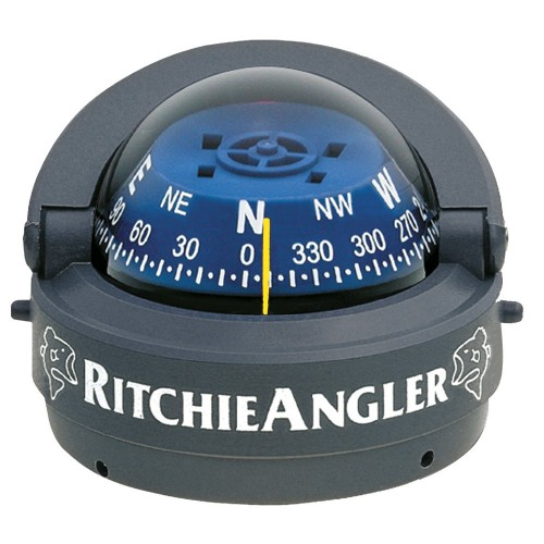 Ritchie RA-93 RitchieAngler Compass - Surface Mount - Gray