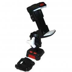 Scanstrut ROKK Mini Kit w-Universal Phone Clamp- Adjustable Arm Screw Down Surface Base