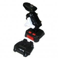 Scanstrut ROKK Mini Kit f-Dragonfly 4-5-7 Pro w-Raymarine Dragonfly 4-5 Plate- Adjustable Arm Screw Down Surface Base