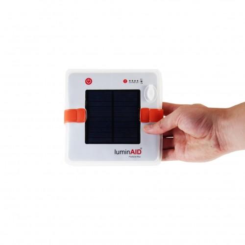LuminAID Packlite Nova USB Portable Inflatable Solar Lantern