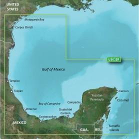 Garmin BlueChart g2 Vision HD - VUS032R - Southern Gulf of Mexico - microSD-SD