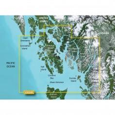 Garmin BlueChart g3 Vision HD - VUS024R - Wrangell - Dixon Entrance - microSD-SD