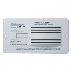 Safe-T-Alert 65 Series RV Flush Mount Carbon Monoxide Alarm