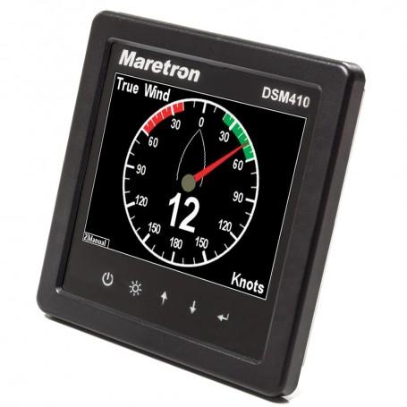 Maretron 4-1- High Bright Color Display - Black