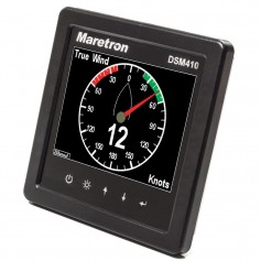 Maretron 4-1- High Bright Color Display - Black
