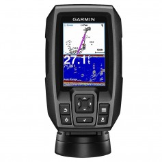 Garmin STRIKER 4 FishFinder w-4-Pin- 77-200kHz TM Transducer