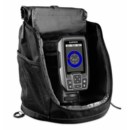 Garmin STRIKER 4 Portable Fishfinder Bundle w-77-200kHz Transducer