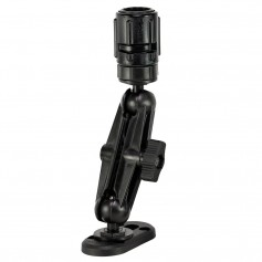 Scotty 151 Ball Mounting System w-Gear-Head Track