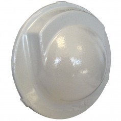 Ritchie LL-C Globemaster 5-Flush Cover - White