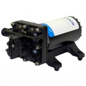 Shurflo by Pentair AQUA KING II Supreme 5-0 -24 VDC- Fresh Water Pump w-Strainer Fittings