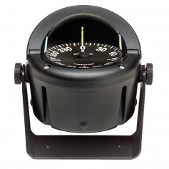 Ritchie HB-740 Helmsman Compass - Bracket Mount - Black