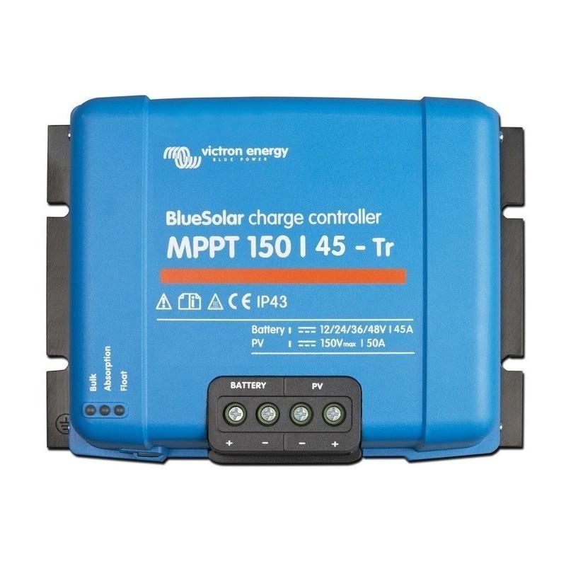 Victron BlueSolar MPPT 150/45-Tr 45 Amp Solar Charge Controller Regulator