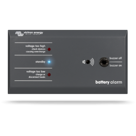 Victron Battery Alarm GX