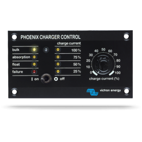 Victron Phoenix Charger Remote Control Panel