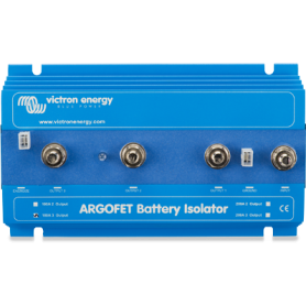 Victron 3 Battery 200 Amp Argo Fet Battery Isolator 200-3