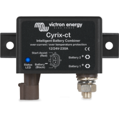 Victron Cyrix-ct 12/24V 230A Intelligent Battery Combiner