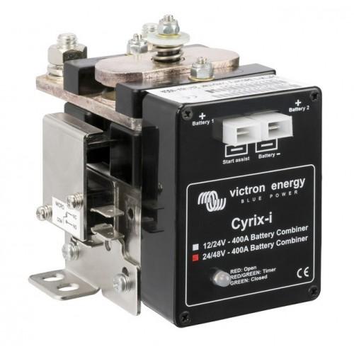 Victron Cyrix-i 24/48V 400A Intelligent Battery Combiner