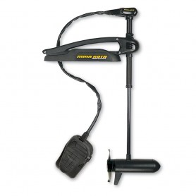Minn Kota Maxxum 70SC - Foot Control - Weedless Wedge 2 Prop - 24V-70lb-42-