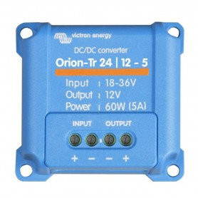 Victron 24V to 12V 5 Amp 60W Orion-Tr DC-DC Converter Non Isolated