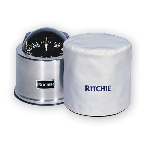 Ritchie GM-5-C GlobeMaster 5- Binnacle Cover - White