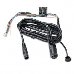 Garmin Power-Data Cable f-Fishfiner 300C - 400C - GPSMAP 400 - 500 Series