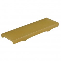 C-E-Smith Flex Keel Pad - Full Cap Style - 12- x 3- - Gold