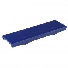 C-E-Smith Flex Keel Pad - Full Cap Style - 12- x 3- - Blue