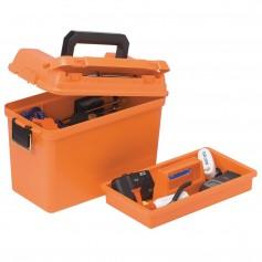 Plano Extra Large Emergency Supply Box w-Removable Shelf
