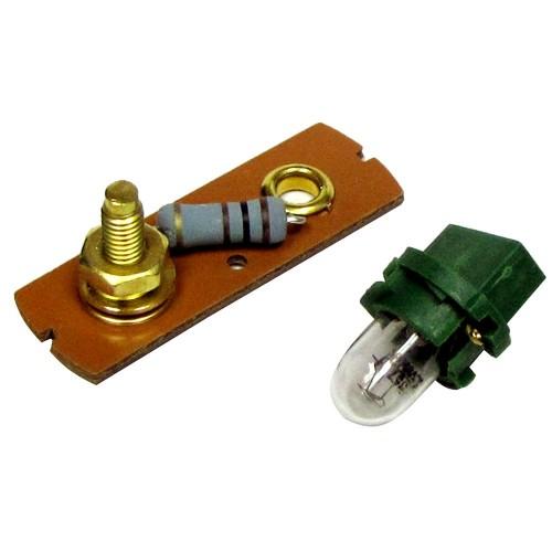 Faria Resistor Adapter Kit - Fuel Pressure - 24V