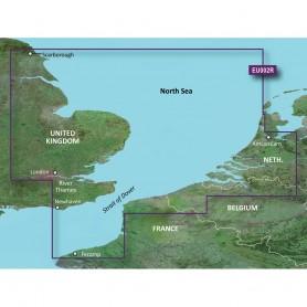 Garmin BlueChart g3 Vision HD - VEU002R - Dover to Amsterdam England Southeast - microSD-SD