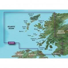 Garmin BlueChart g3 Vision HD - VEU006R - Scotland- West Coast - microSD-SD