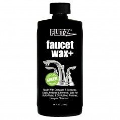Flitz Faucet Waxx Plus - 7-6oz Bottle