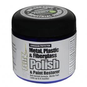 Flitz Metal- Plastic Fiberglass Polish Paste - 1-0lb