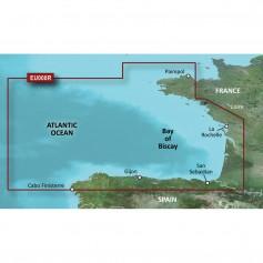 Garmin BlueChart g3 Vision HD - VEU008R - Bay of Biscay - microSD-SD