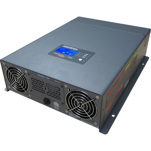 Xantrex Freedom X 1000 True Sine Wave Power Inverter - 12VDC - 120VAC - 1000W