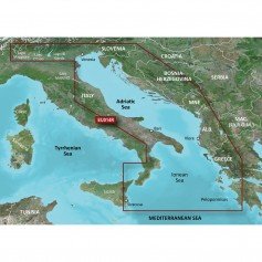 Garmin BlueChart g3 Vision HD - VEU014R - Italy- Adriatic Sea - microSD-SD