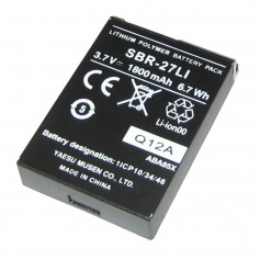 Standard Horizon Replacement Lithium Ion Battery Pack f-HX300